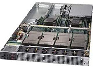 Supermicro SYS-1029GQ-TXRT System 1U Xeon LGA 3647 C621 up to 1.5TB 2x2.5 inch Hot Swap SAS/SATA PCIE 2000 Watts Brown Box