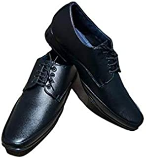 Safety Gold Leather Shoes 2301 (10)