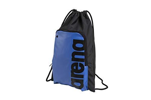 ARENA Team Sack Big Logo Bags, Adultos Unisex, Azul, TU