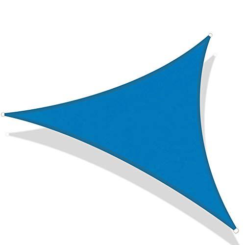 Vela De Sombra Toldo Vela Cuadrado Antracita Protección UV Gris Antracita Para Patio Y Actividades Al Aire Libre Gris Oscuro 5X5x5m,3x4x5m