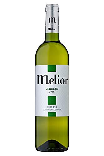 MELIOR Verdejo - Pack de 6 botellas 750 ml - 4500 ml
