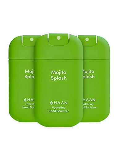 HAAN Desinfectante de Manos Hidratante en Spray   Pack 3 mix unidades  ...