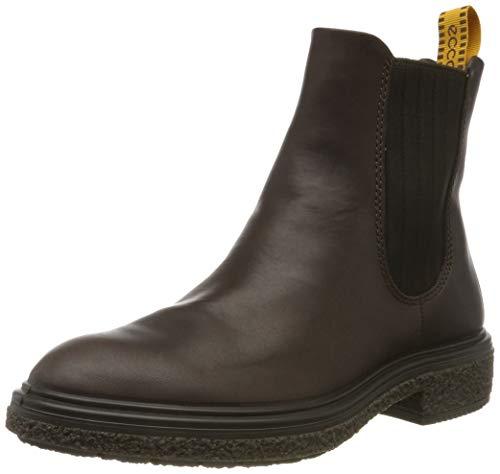 ECCO Damen CREPETRAY HYBRID W Chelsea Boots, Braun (Coffee 1072), 38 EU