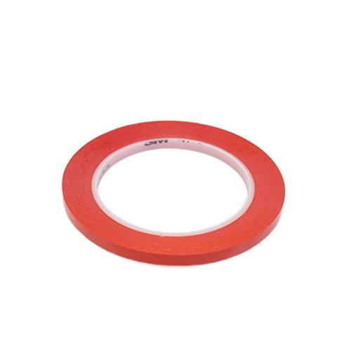 DonDo 3M 471 Scotch Fineline Konturenband Zierlinienband lackieren Airbrush 6mm x 33m Rot