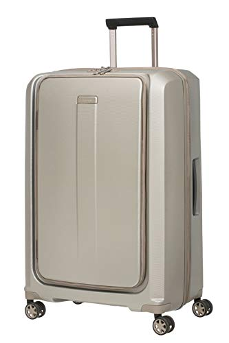 Samsonite Prodigy - Spinner Hand Luggage 75 Centimeters 112 Grey (Ivory Gold)