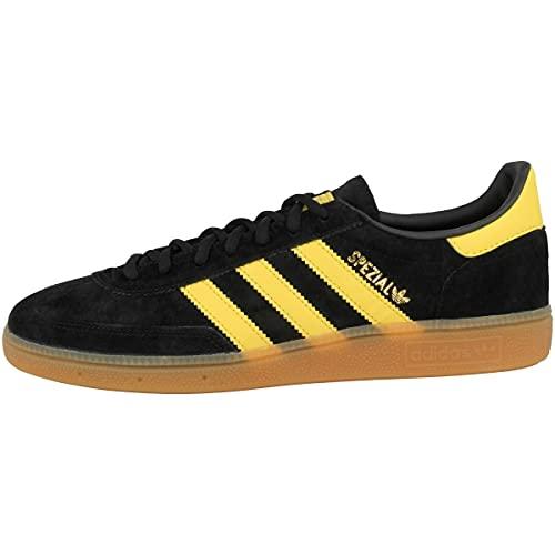 Adidas Handball Spezial Herren Black Yellow Gold Metallic EUR 42 2/3