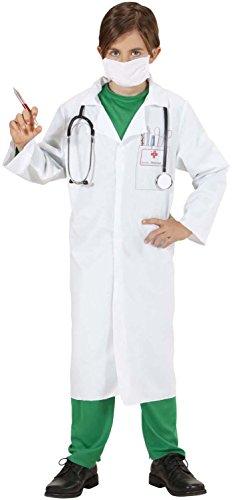 Widmann 76507 ? Costume de docteur, taille 8/10 ans