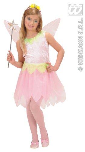 Pink Flower Pixie Child Costume