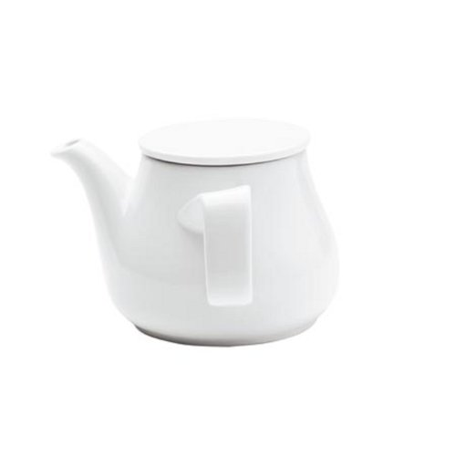 Kahla Teekanne, Weiß