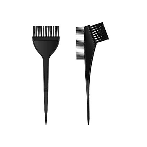 Haarfärbepinsel,Haarfärbemittel,Pinsel breit zum Haare färben,Färbepinsel Set ,Für Zuhause Salon Mischen und Zur Anwendung von Haarfärbemittel.