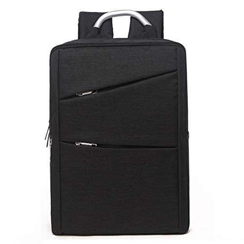 YAN Laptop Bags Portable Universal Multi-Function Oxford Cloth Laptop Computer Shoulders Bag Business Backpackage Students Bag, Size: 40x28x12cm, For 14 inch and Below Macbook, Samsung, Lenovo, Sony,
