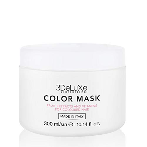 3DeLuxe Professional Color Mask - Mascarilla (315 g)