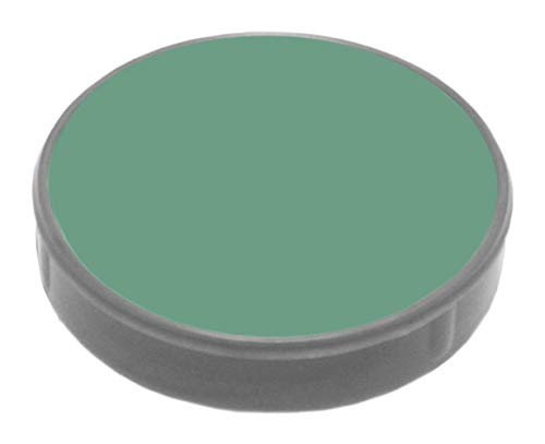 PARTY DISCOUNT Grimas Crème-Make-up Pure 15 ml, Farbe 406 - Pastellgrün, Theaterschminke, Fettschminke, Theater-Make-Up, Top-Qualität