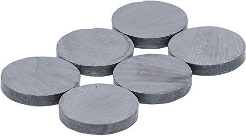 Kraftmann 79905 | Jeu d'aimants | céramiques | Ø 25 mm | 6 pièces