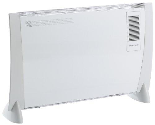 Honeywell HZ823FE - Calefactor con aire, color blanco/gris