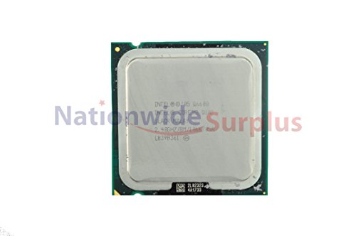 Intel Core 2 Quad Q6600 2.4GHz 2.40GHz 8M/1066 SLACR Socket 775 CPU Processor +