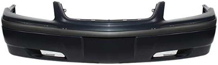 New GM1000585 Front Bumper Cover for Chevrolet Impala 2000-2005