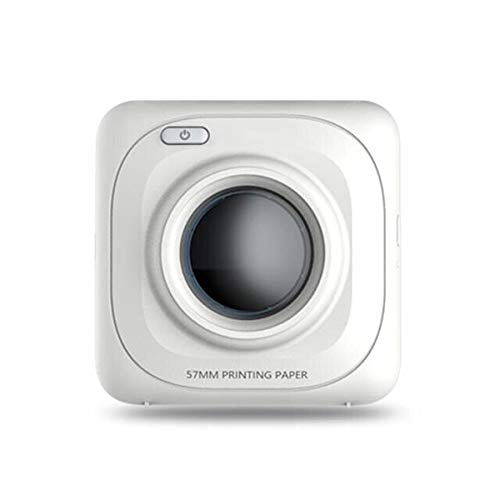 Amazing Deal TANCEQI Mini Pocket Wireless Thermal Printer Picture Photo Label Memo Receipt Paper Pri...