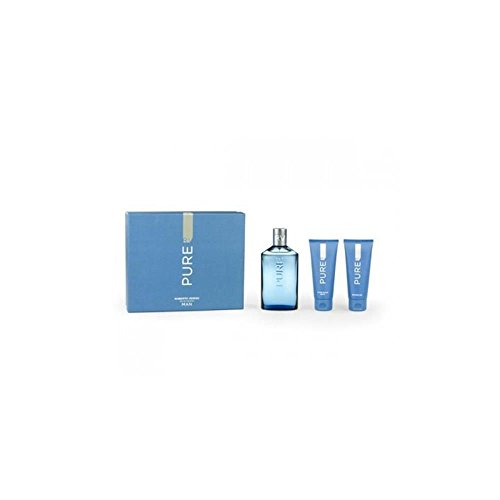 Roberto verino - Pure Man - Agua de Toilette 150 ml + Gel de ducha 100 ml + AfterShave Bálsamo 100 ml