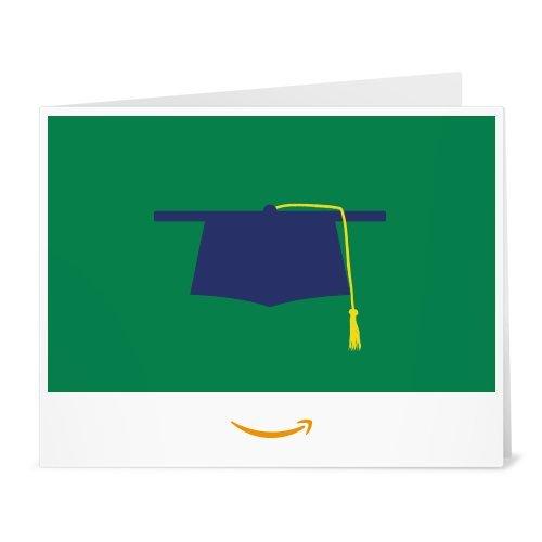 Amazon Gift Card - Print - Graduation Cap