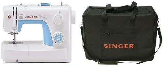 Singer Simple 3221 - Máquina de coser mecánica, 21 puntadas, 120 V ...