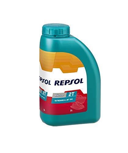 Repsol RP129Y51 Nautico Outboard & Jet Aceite de Motor, 1 L