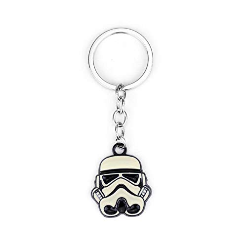 YYJL Keychain Collections Key Chains Spaceship Key Ring Trinket T