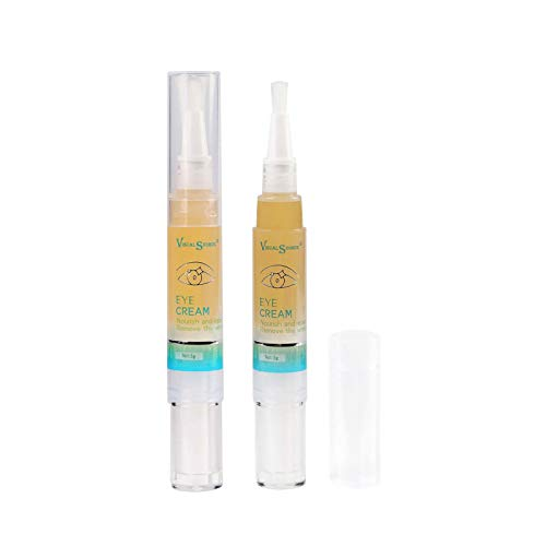 chora Anti-Aging Eye Cream, Anti-Wrinkle Care, With Pro Retinol, Hyaluronic Acid And Vitamin C To Reduce Wrinkles, Deflate And Brighten The Skin.