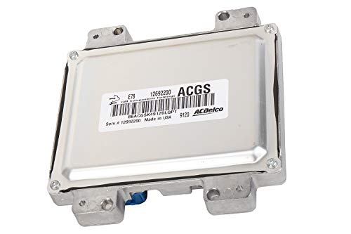 GM Genuine Parts 12692200 Engine Control Module Assembly