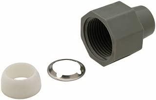ZURN PEX QBBFNCR2N 3/8' Nut-Cone-Ring 2/pk