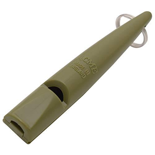 Sifflet Acme pour Chien n° 211,5 | Original d'Angleterre | Idéal pour Le Dressage des Chiens | Matériel Robuste | Fréquence standardisée | Fort et de Grande portée