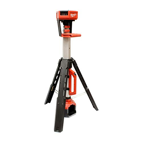 Milwaukee 2131-20 M18 ROCKET Dual Power Tower Light (Bare Tool. Battery and Charger NOT INCLUDED)
