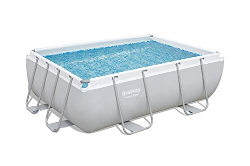 Bestway 56631E Power Steel Above Ground Pool Set | 9'3