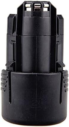 1.5Ah 3000mAh 10.8V Li-Ion BAT411 Batería Recargable para el reemplazo de Bosch BAT412 BAT412A PS40-2 PS20-2 D-70745 2 607 336 864, WQQWQQ-8521 (Color : 3Ah)