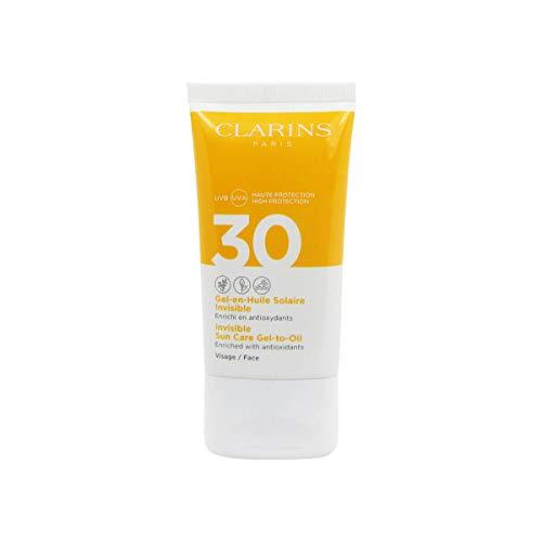 Clarins Gesichts-Sonnenschutz, 1er Pack(1 x 50 milliliters)