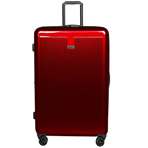 Revo Luna Expandable Hardside Spinner, 32', Red, One Size