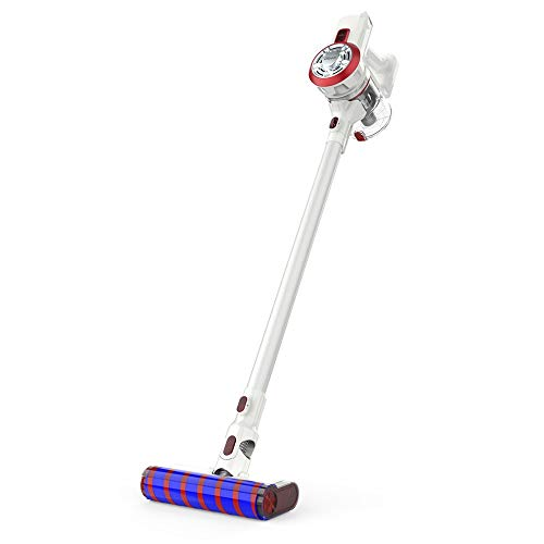 Read About HUOGUOYIN Wireless Vacuum Cleaner 2-in-1 Cordless Handheld Vacuum Cleaner Strong Suction ...