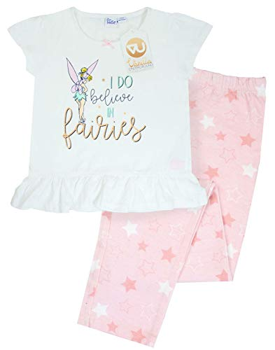 Disney Peter Pan Tinkerbell Ik geloof in Feeën Girls Long Pajamas
