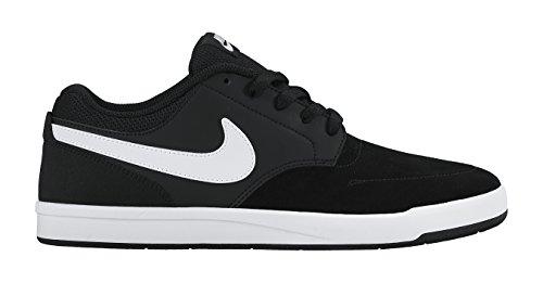 Nike Herren SB Fokus Skateboardschuhe, Schwarz (Black/White 002), 40 EU
