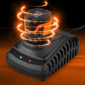 Taladro Atornillador 12V, Tacklife PCD01B Destornillador Eléctrico, Par Máx.27N.m 19 + 1 con Selección de Marcha, Cargador 100-240 V, Mandril de Bloqueo 10mm, 6 Brocas, 6 Puntas, 1 Extensor, Luz LED