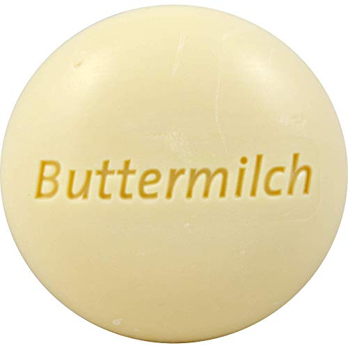 SPEICK Naturkosmetik Buttermilch-Seife, 1 St. Seifenstück