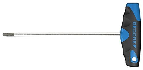 Preisvergleich Produktbild GEDORE Schraubendreher mit 2K-T-Griff,  Innen-Torx T30,  1 Stück,  2142 TX T30
