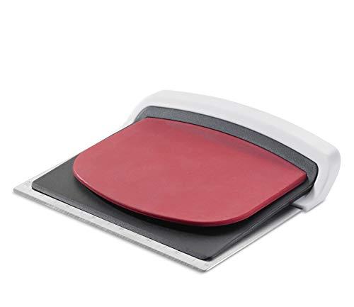 Küchenprofi Teigschaber-Set-KP805820003 Teigschaber-Set, 18/8 Edelstahl, Bunt, One Size, 3-Einheiten