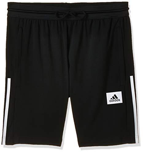 adidas M D2M Motion SH Sport Shorts, Hombre, Black/White, 2XL