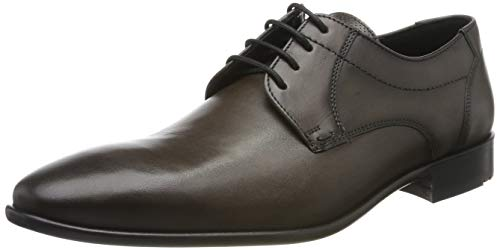 LLOYD Herren Manon Derbys, Grau (Grey 1), 42 EU