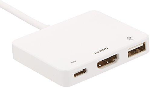 3167AQd2vUL-Amazonベーシックの「USB 3.1 タイプC  HDMIマルチポートアダプター」を購入したのでレビュー!