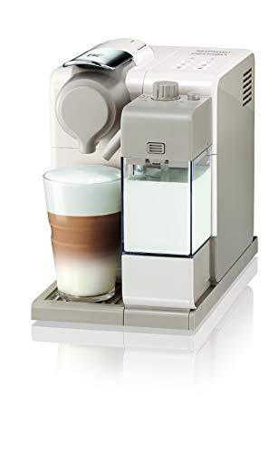 De'Longhi Nespresso Lattissima Touch Animation EN560.W Macchina da caffè Espresso, Porzionato, Chiuso, 1400 W, 1 Tazza, 19 bar, Plastica, Beige