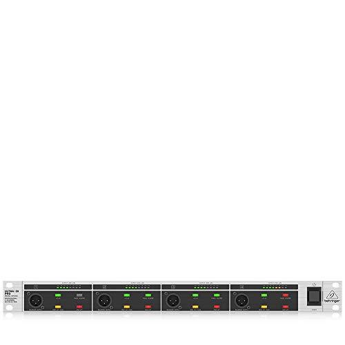 BEHRINGER ULTRA-DI PRO DI4000,Slvr/Blk