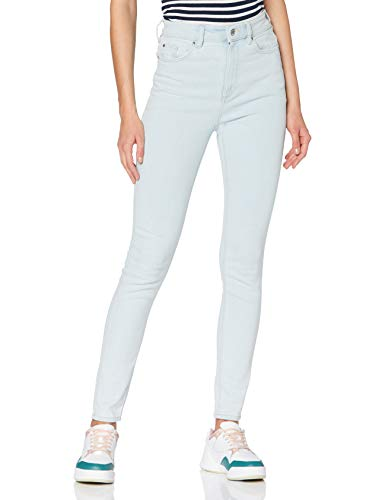 edc by ESPRIT Damen 040CC1B302 Jeans, 904/BLUE Bleached, 30w / 32l