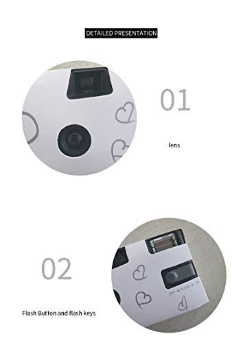 Eleganantstunning Filmkameras 36 Fotos Power Flash HD Einweg-Filmkamera